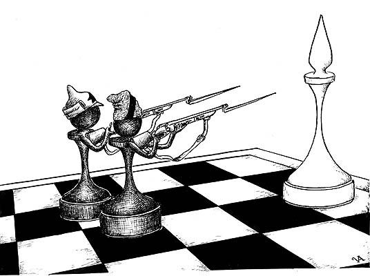 Психология в шахматах