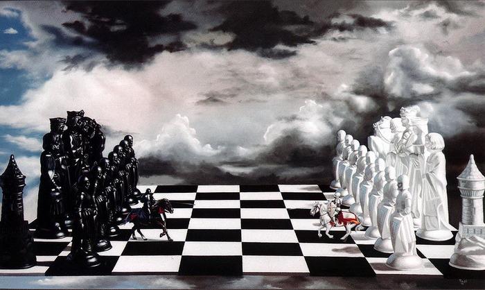 План в шахматах