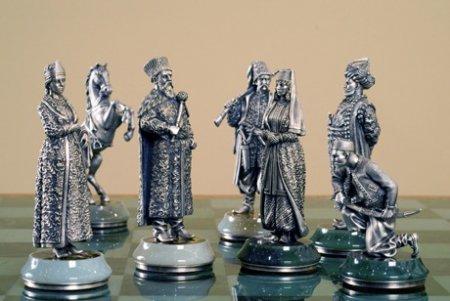 Шахматы - через века и страны