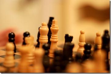 Миттельшпиль в шахматах