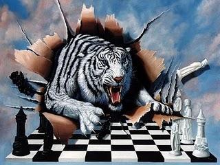 Сhess tiger 15