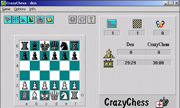 Программу по шахматам фишера