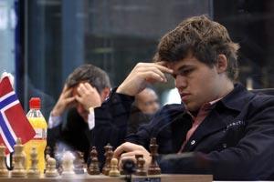 Рейтинг фаворит Tata Steel 2012 Магнус Карлсен