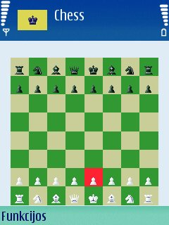 Шахматы для нокиа