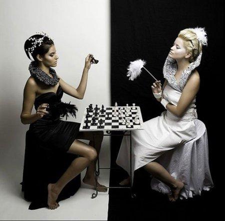 Гроссмейстерские ничьи