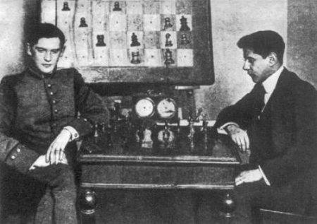 Призеры неизменны (Петербург 1914 - Нью-Йорк 1924)