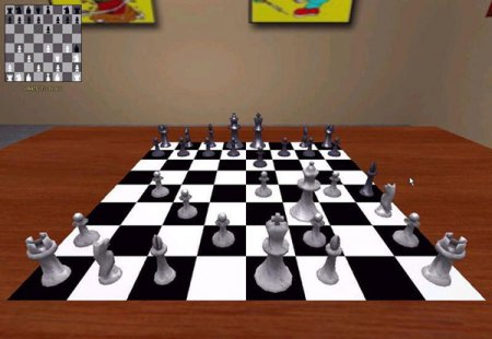 Arcade Chess 3D