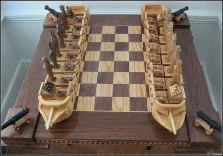 Шахматисты-приколисты