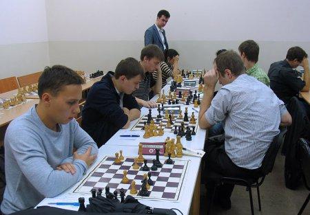 Московские студенческие игры по шахматам (МСИ)