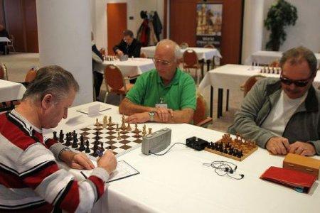 Всемирные игры инвалидов по шахматам