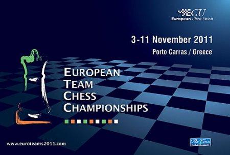 Командный чемпионат Европы в Греции
