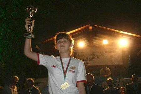 Юношеский чемпионат мира 2011