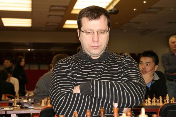 Чемпионат Европы по блицу - Алексей Дреев серебряный призер
