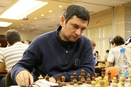 Гроссмейстер из Молдовы - Виорел Бологан