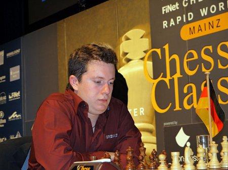 Аркадий Найдич может лишиться места в сборной Германии по шахматам