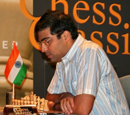 Вишванатан Ананд - биография и шахматные достижения