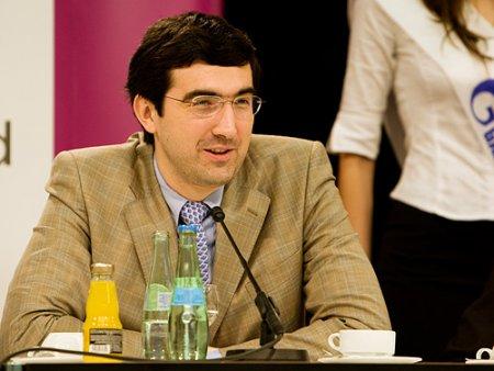 Владимир Крамник - шахматная карьера
