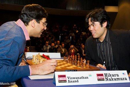 Результаты турнира London Chess Classic 2011