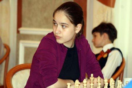 Алина Кашлинская - победитель женского кубка России по блицу 2011