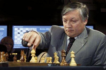 Анатолий Карпов - великий шахматист
