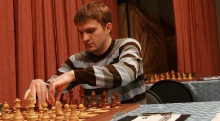 Никита Витюгов - молодой гроссмейстер