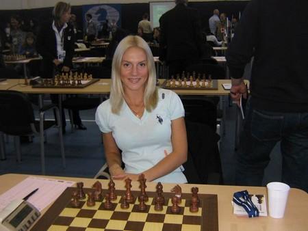 Анна Шаревич - женский гроссмейстер из Беларуси