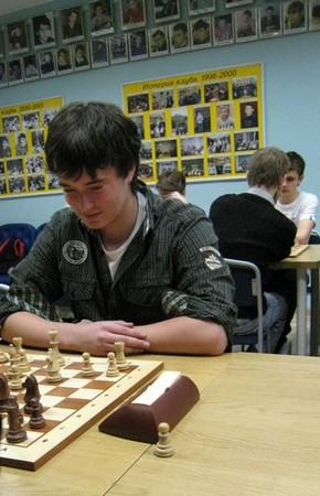 В новогоднем Кубке Рилтона в Стокгольме победил Александр Шиманов
