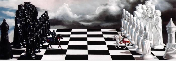 Шахматные стратегии | Стратегия игры в шахматы
