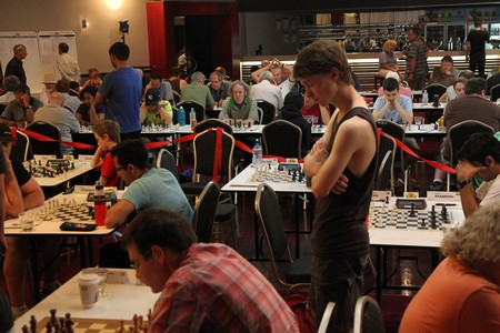 Завершился чемпионат Австралии (Australian Chess Championship 2012)