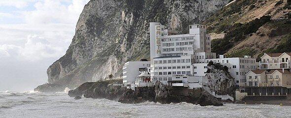Место, где будет проходить Tradewise Gibraltar Chess 2012