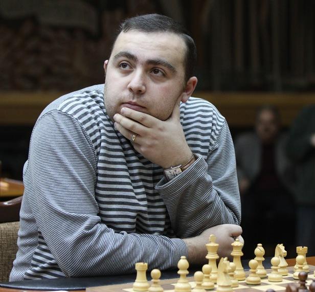 Победитель чемпионата Армении 2012 - Тигран Левонович Петросян