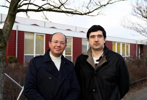 Скворцов и Крамник