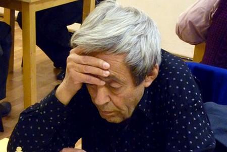 Определился чемпион Москвы среди ветеранов - Юрий Фрумсон