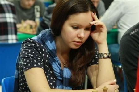 Чемпионкой Санкт-Петербурга 2012 стала Мария Бутук