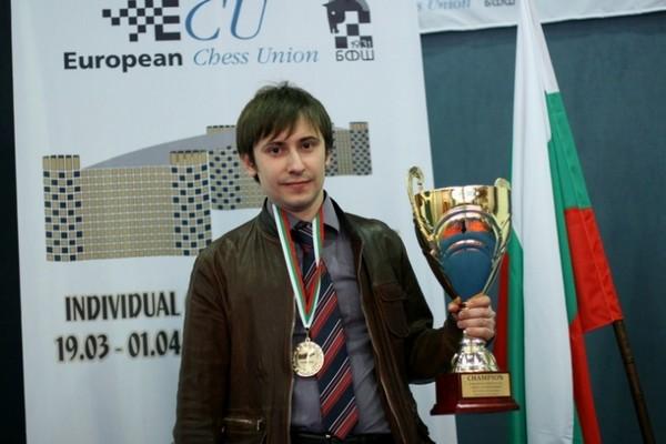 Победитель чемпионата Европы 2012 года - Дмитрий Яковенко