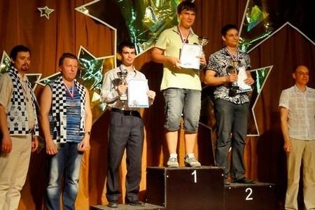 В Сызрани состоялся турнир памяти М. Ботвинника