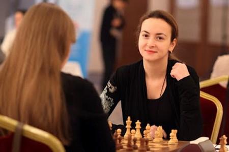 Антоанета Стефанова - чемпионка мира по рапиду 2012
