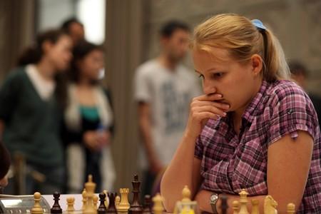 Валентина Гунина стала чемпионкой мира по блицу