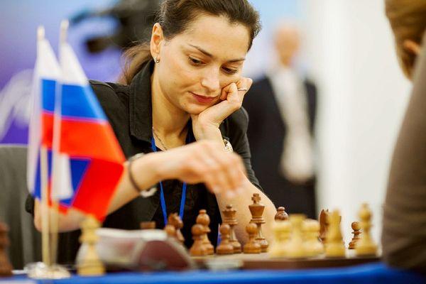 Костенюк Александра Константиновна - Заслуженный мастер спорта России