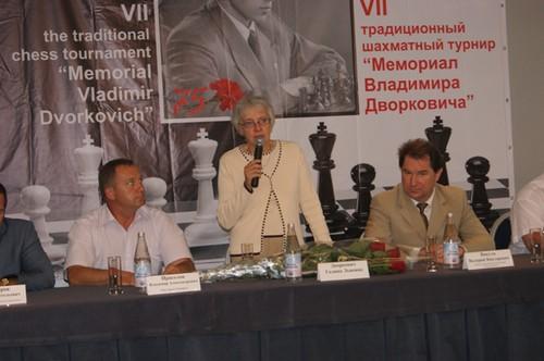 7-ой Мемориал Дворковича стартовал в Таганроге