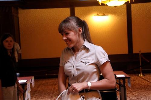 Ольга Гиря - участница суперфинала чемпионата России