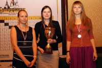Суперфинал чемпионата России среди мужчин и женщин