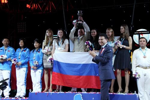 Женская сборная России - Стамбул. Олимпиада