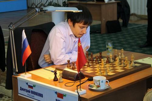 Дмитрий Яковенко - победитель 13-го турнира имени Карпова
