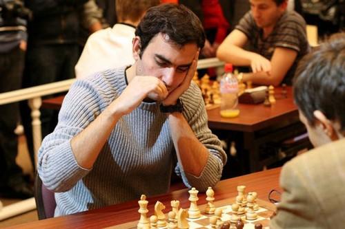 Леньер Домингес выиграл кубок Санкт-Петербурга по рапиду 2012
