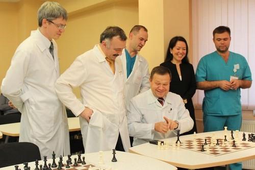 «Меньше белых пятен на Шахматной карте Югры»