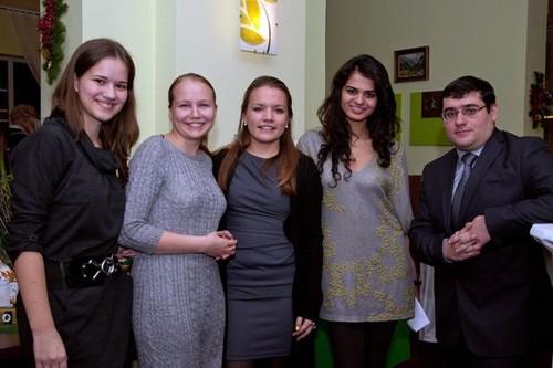 Команда Подснежников 2012