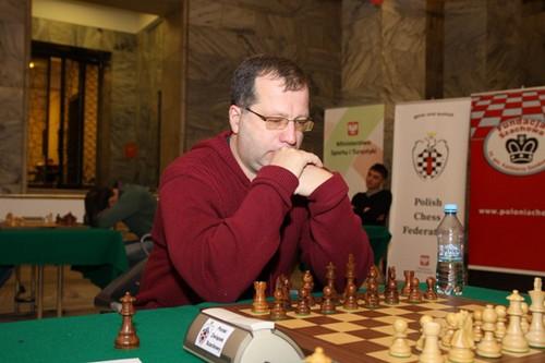 Алексей Дреев - чемпион Европы по рапиду 2012