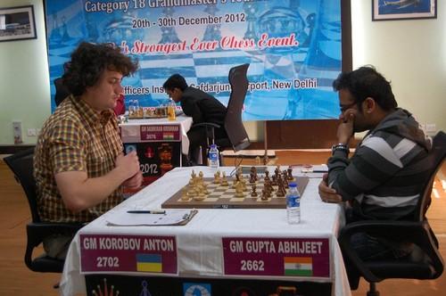 Турнир в Нью-Дели 2012
