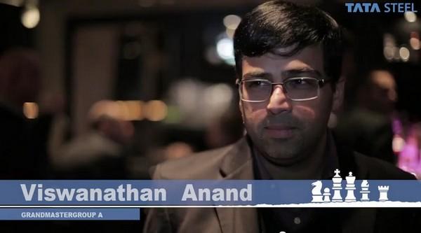 Вишванатан Ананд - Вейк-ан-Зее 2013